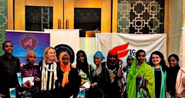 AÜ, Cibuti'de Antalya'yı tanıttı