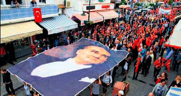 Çeşme, Atatürk'ü saygıyla anacak