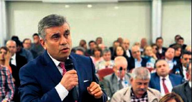 AK Parti'de 2 ilçeye yeni başkan atandı