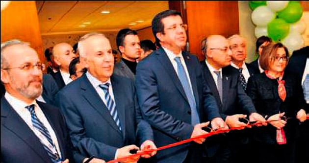 TİM-TEB Girişim Evi'nin ilki G.Antep'te açıldı