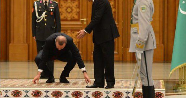 Erdoğan'dan yine takdir görecek hareket