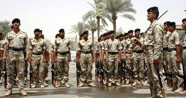 Irak askeri eğitilecek