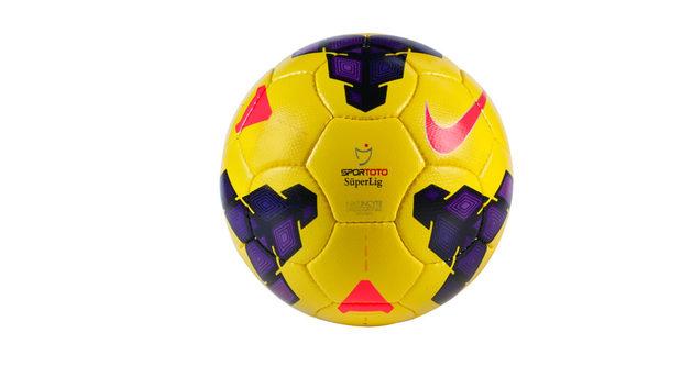Süper Lig'in kış topu açıklandı
