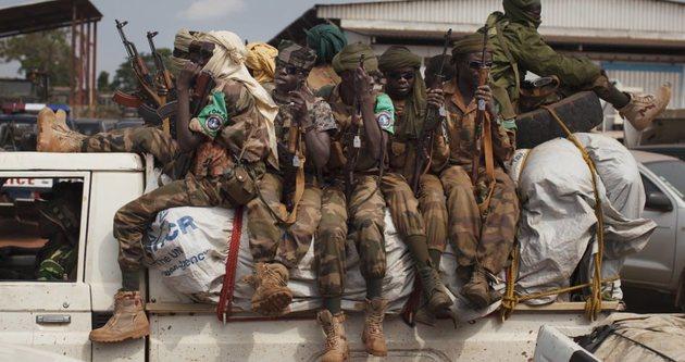 Orta Afrika'da siviller ölüyor