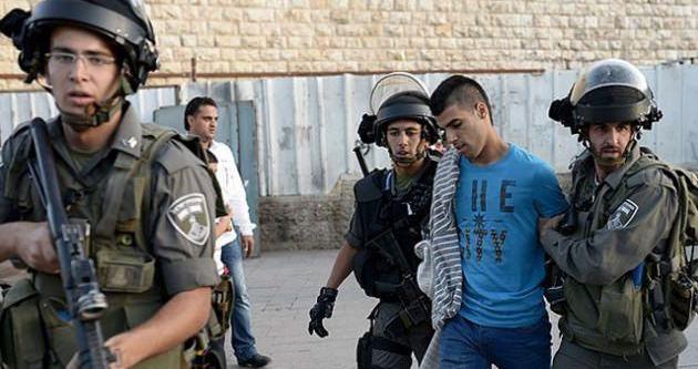 200 Filistinli gözaltına alındı