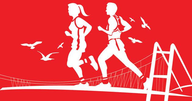 Vodafone İstanbul Maratonu'na rekor katılım