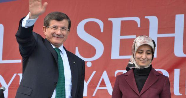 Başbakan Ahmet Davutoğlu Bursa'da