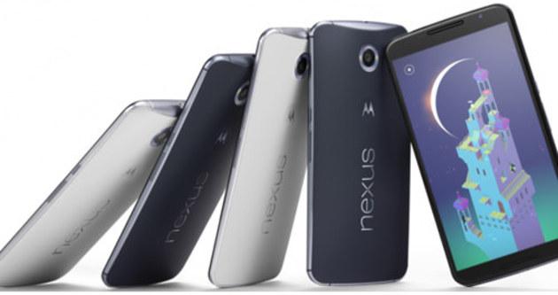 Nexus 6'nın fiyat  bilgileri