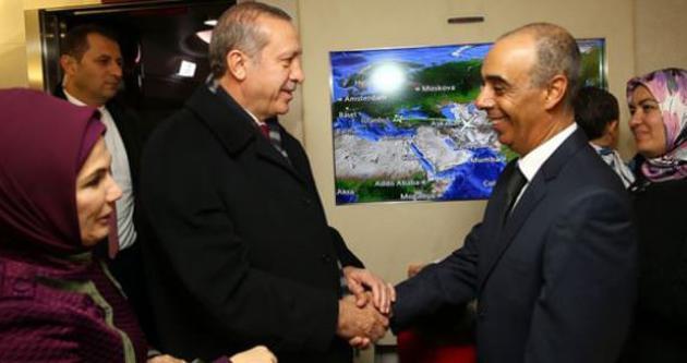 Erdoğan istedi, hapisten çıkarıldı