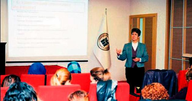 Kadın sığınma evi personeline eğitim