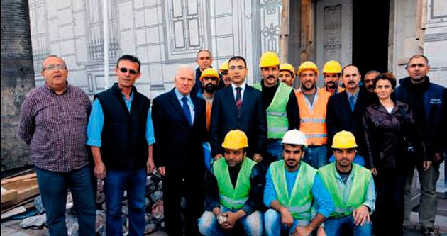 Atatürk Müzesi'nde çalışmalar hızlandı