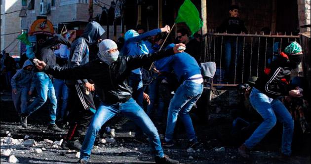 Filistinli gençlerin öfkesi hâlâ yatışmadı
