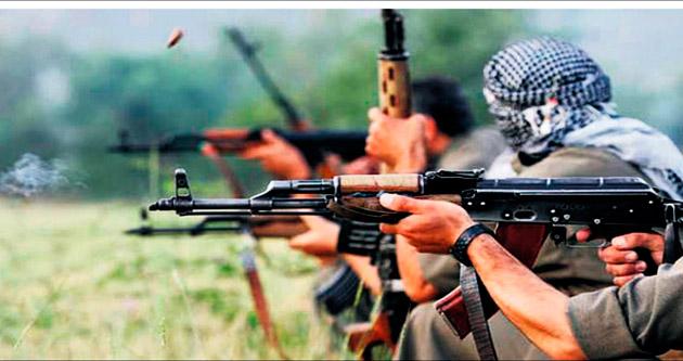Saldırı silahlarını kırsala gönderiyor