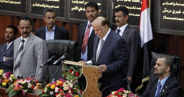 Yemen'de yeni kabine
