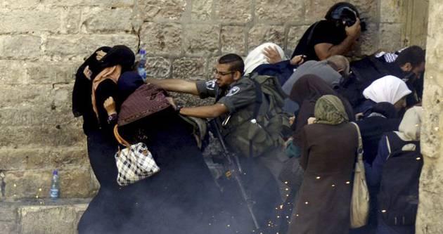 İsrail, Filistinliyi öldürdü