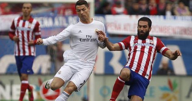 Ronaldo'dan Arda Turan yorumu