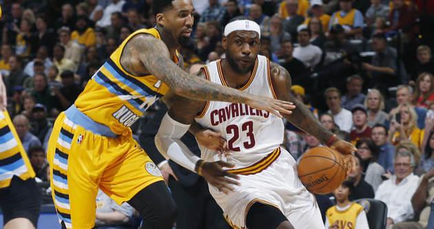 LeBron, Cavaliers'ı sırtladı