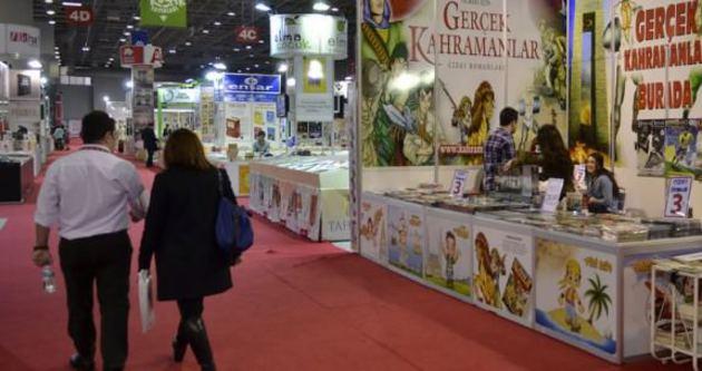 İstanbul Kitap Fuarı bugün başlıyor