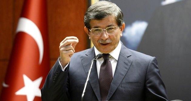 Davutoğlu: Türbelere girişte ücret alınmayacak