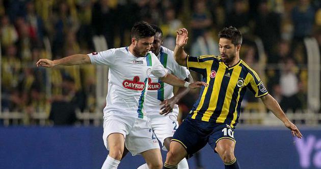 Fenerbahçe haftayı 3 puanla kapattı