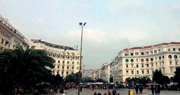 Selanik'te sinema haftası...