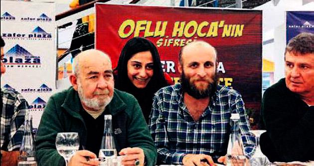 Oflu Hoca'ya Bursa galası