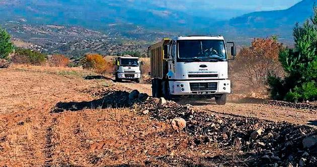 Mersin'in köyleri hizmete doyacak