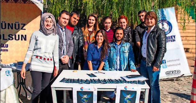Hasan Kalyoncu da aşure buluşması