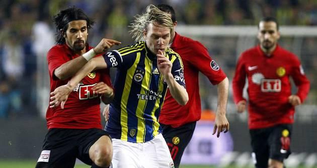 Krasic Fenerbahçe'den ayrılıyor