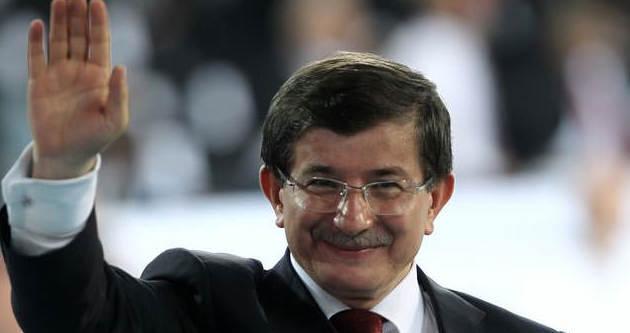 Başbakan Davutoğlu Bahçelievler'de konuştu