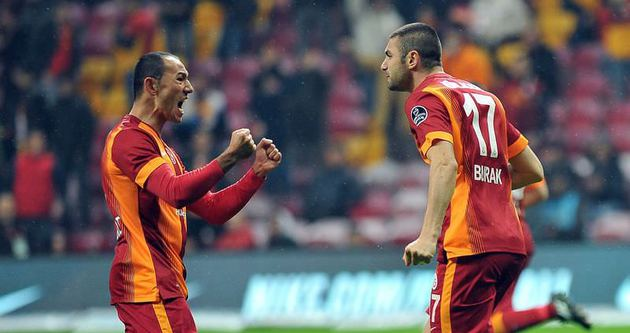 Galatasaray'ın kulübesi sağlam!