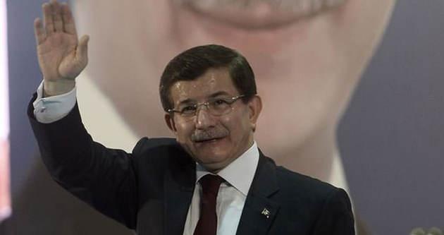 Davutoğlu metro açılışında konuştu