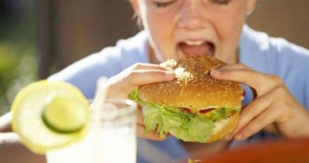 Çocuklarda obezite alarmı