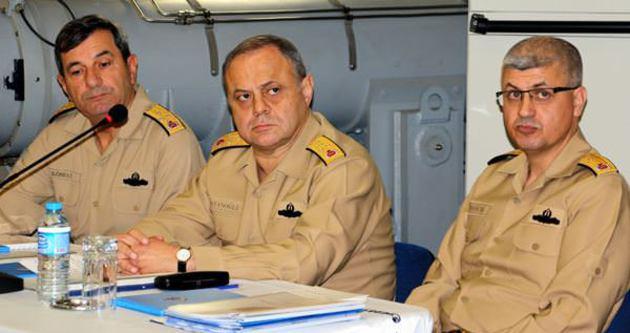 Deniz Kuvvetleri'ne Kıbrıs talimatı