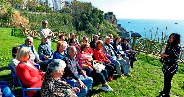 Yaşlılar için müzikli yaşam