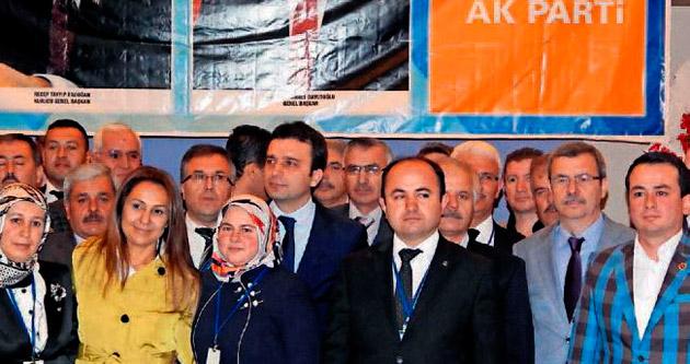 AK Parti ilçelerde yönetimini seçiyor