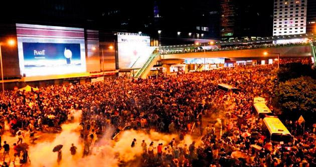 Hong Kong'un altı oligarkı