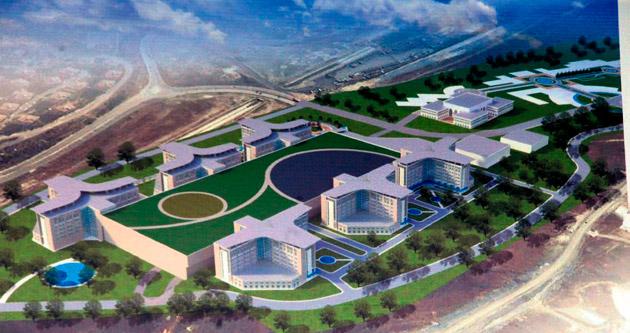 20 yeni şehir hastanesi