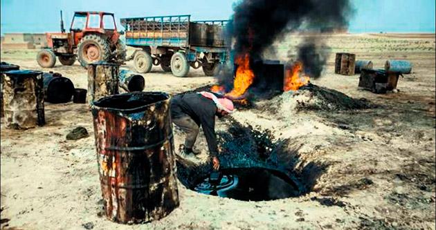 IŞİD petrolüne aracı olana ağır ceza