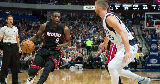 Miami Heat'i Deng sırtladı