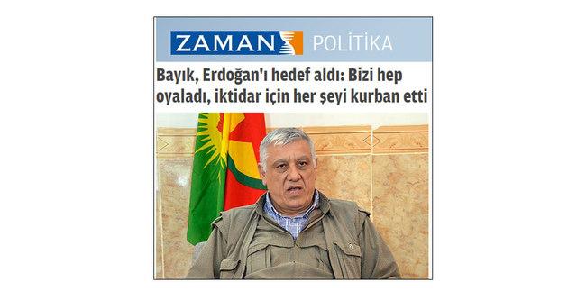 İşte Paralel-PKK işbirliği