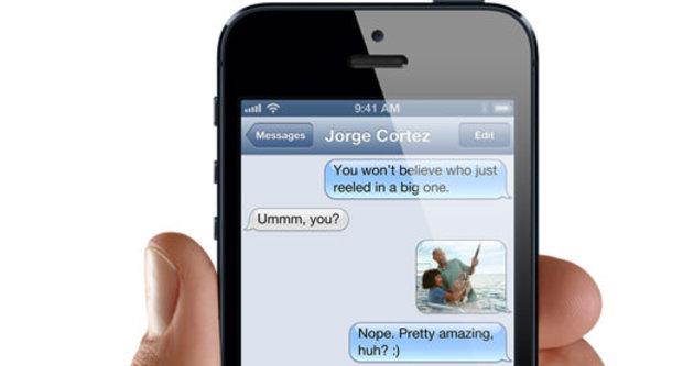 Apple'dan mesaj sorununa çözüm