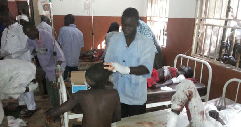Nijerya'da okula bombalı saldırı