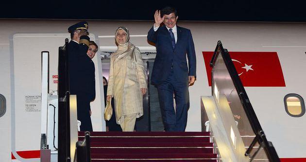 Ahmet Davutoğlu Yunanistan'a gidecek