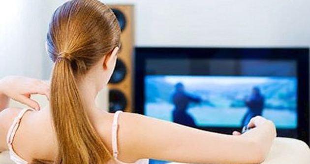 Günde 4 saat TV izliyorsanız dikkat!