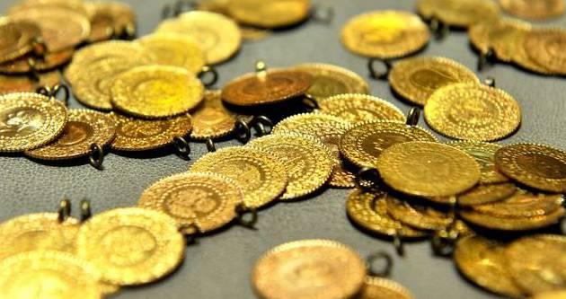 Çeyrek altın 147 lira oldu