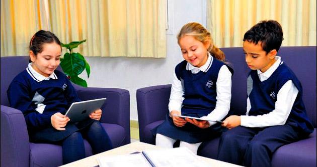 Çakabey'de dersler internette yapılıyor