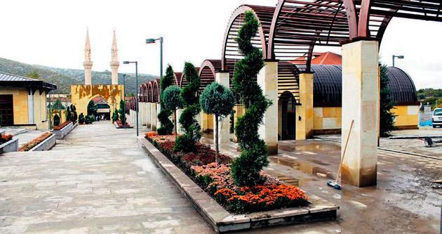 Büyükşehir'den 18 dev park