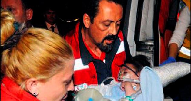 Muhammet bebek yeniden Türkiye'de