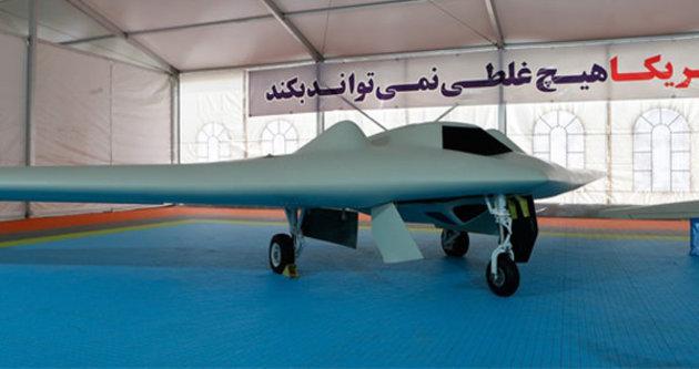 İran, ABD uçağından İHA geliştirdi